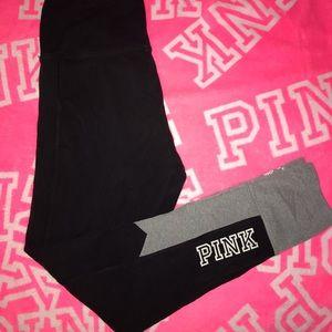 💕Vs Pink Leggings